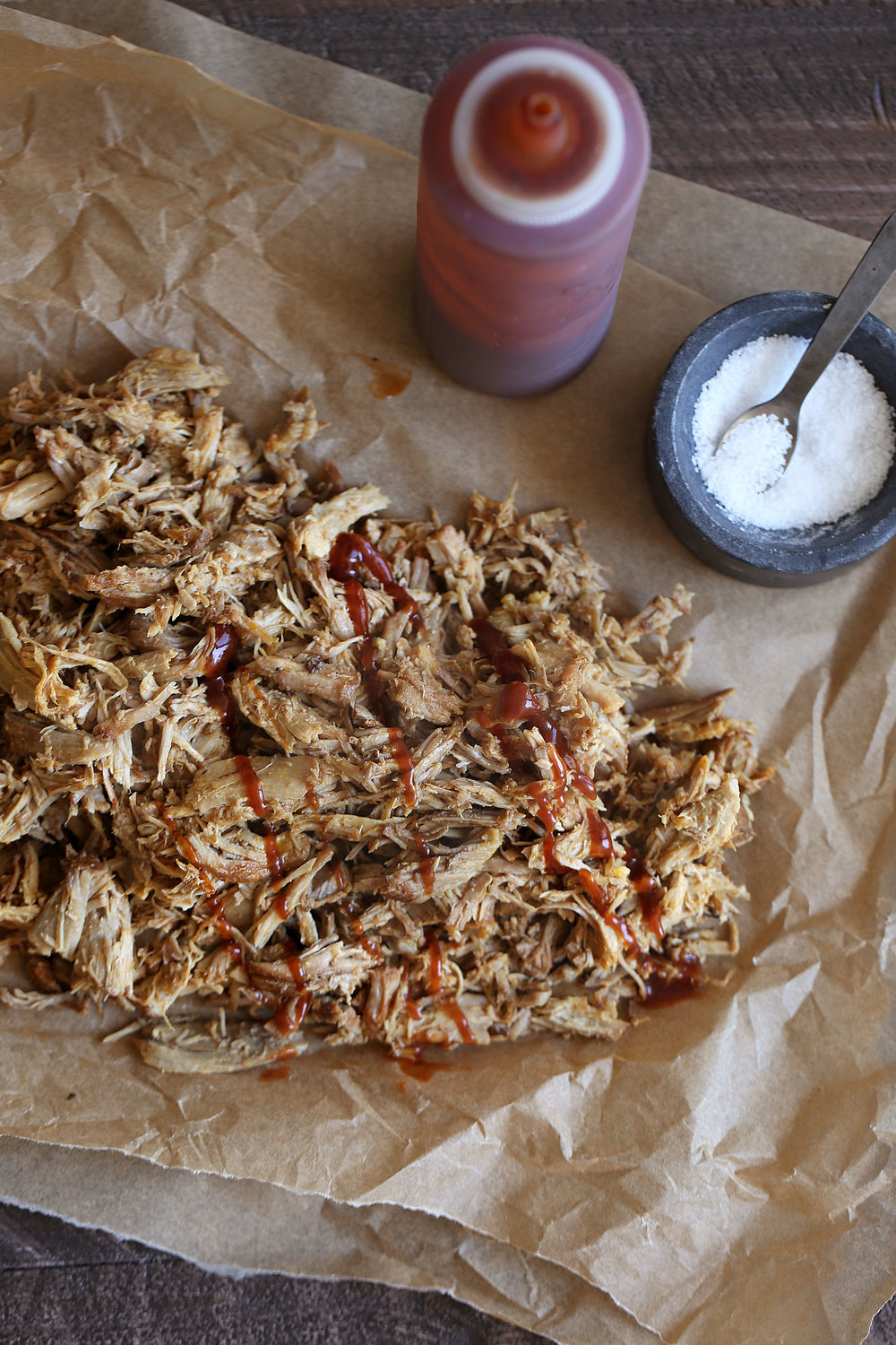 braised pulled pork
