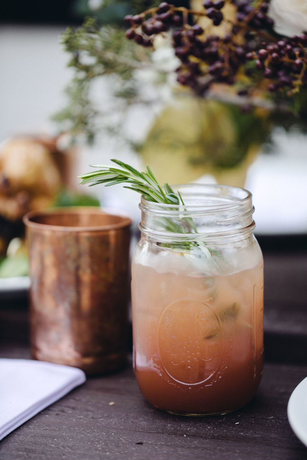 wassail rosemary buck cocktail holiday