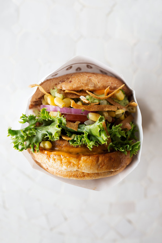 by chloe guac burger