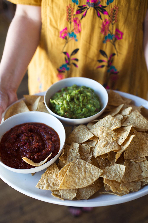 smoky chipotle salsa