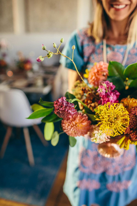 flowers hello honey flower co