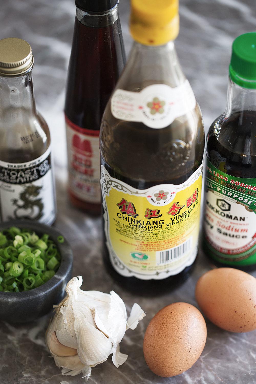 crab fried rice ingredients