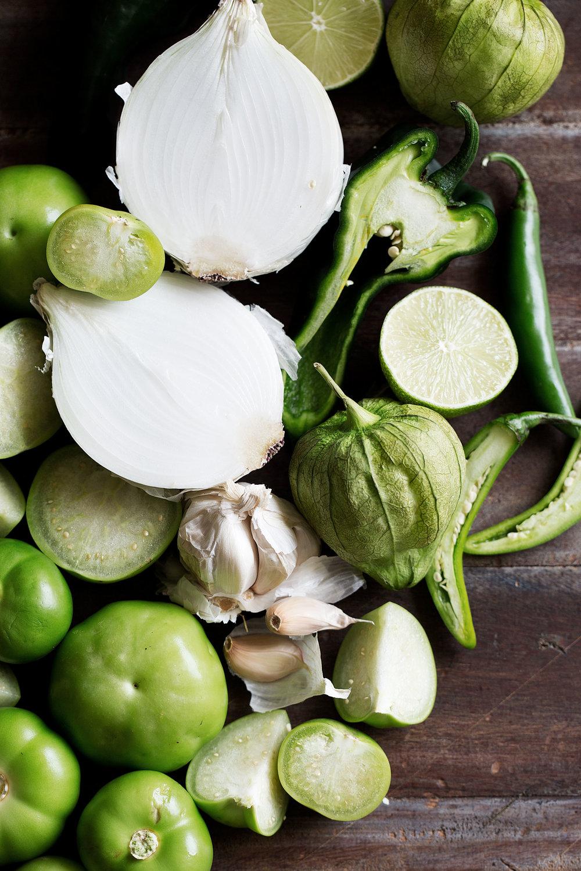 enchilada verde ingredients