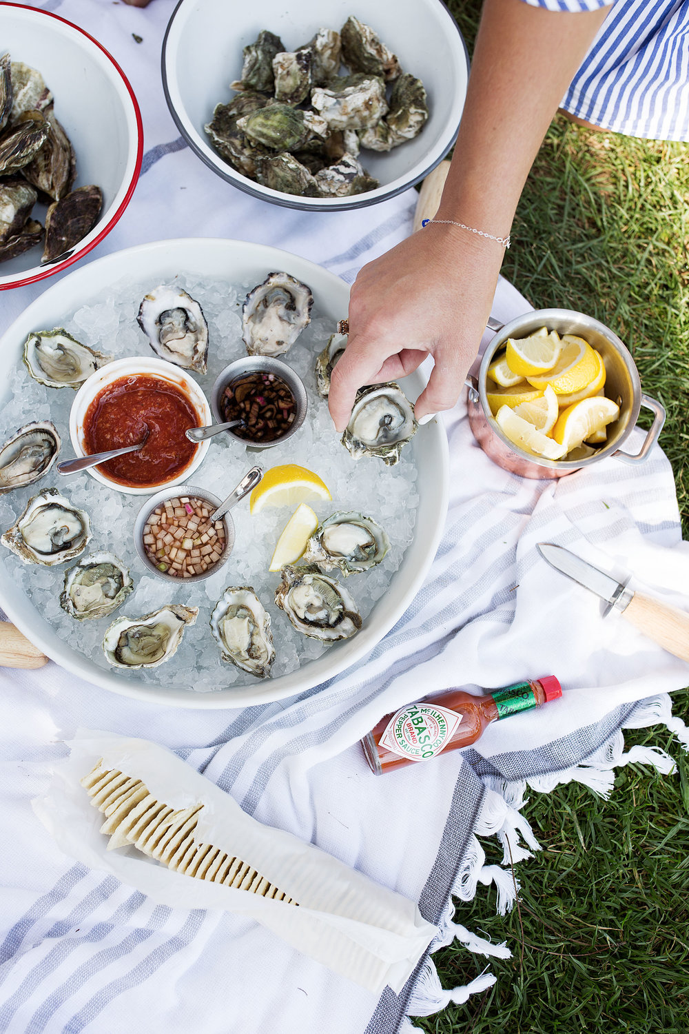 shuck yeah: all about oysters