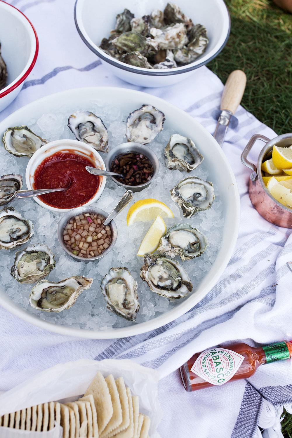 shuck yeah: all about oysters in the park