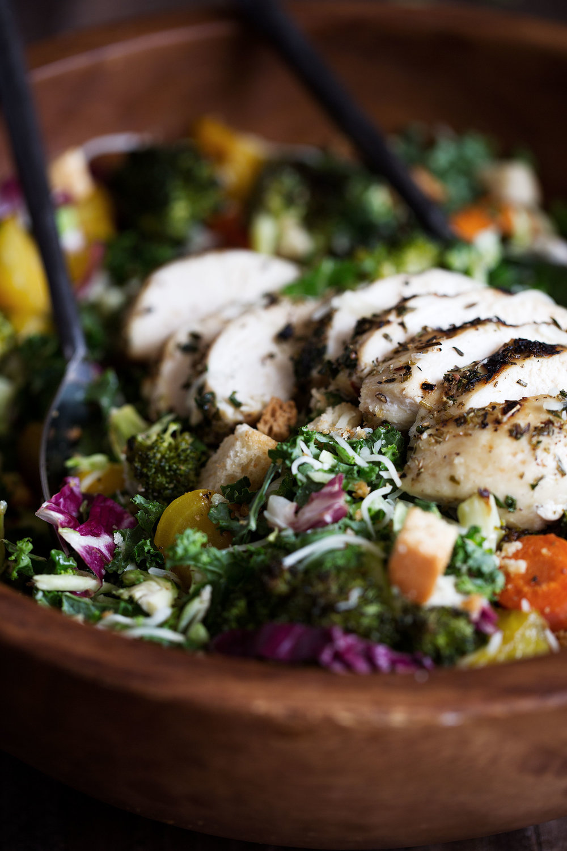 closeup taylor farms sponsored salad