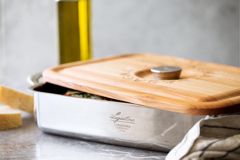 lagostina heritage pan