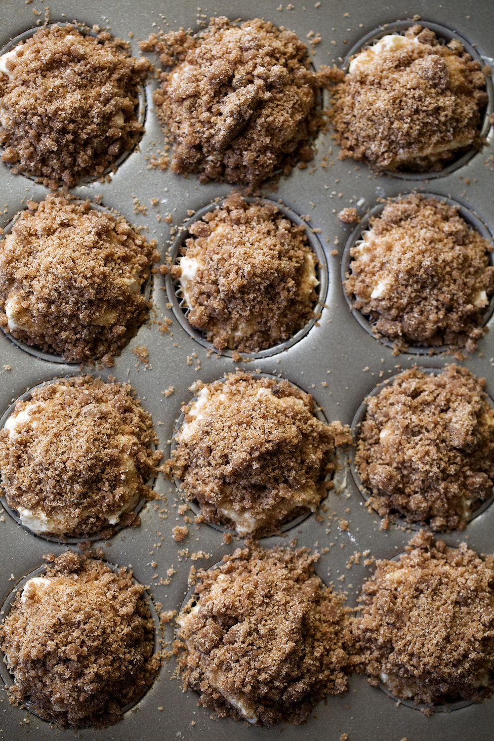 coffee cake streusel muffins from cooking with cocktail rings cinnamon