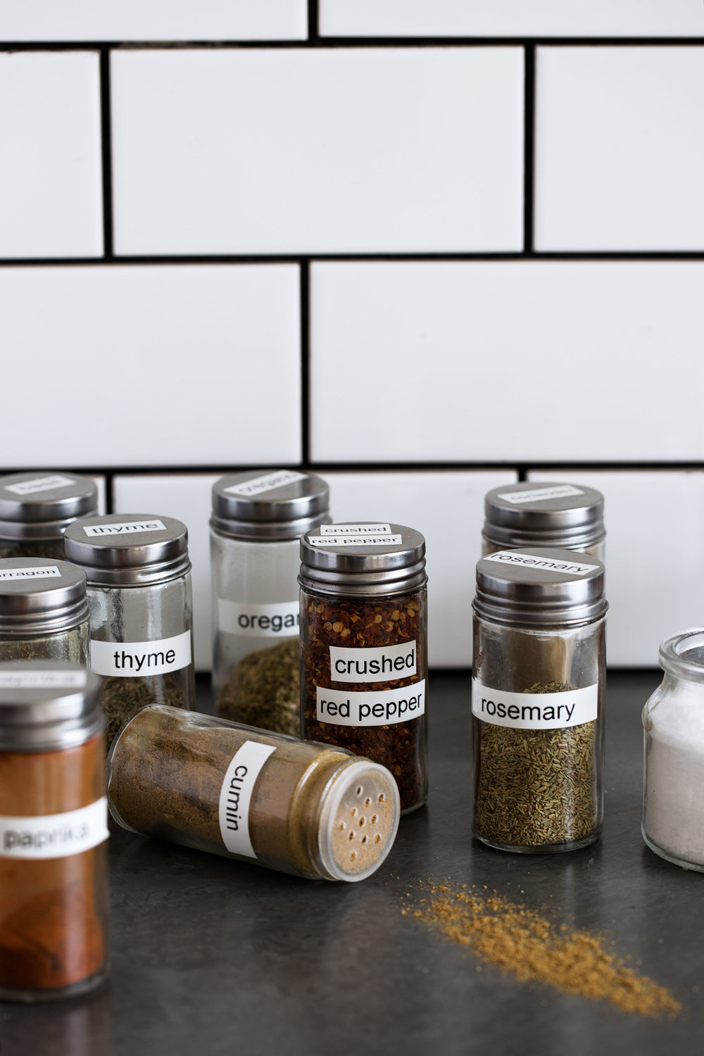 guide to a fully stocked kitchen cooking with cocktail rings spices