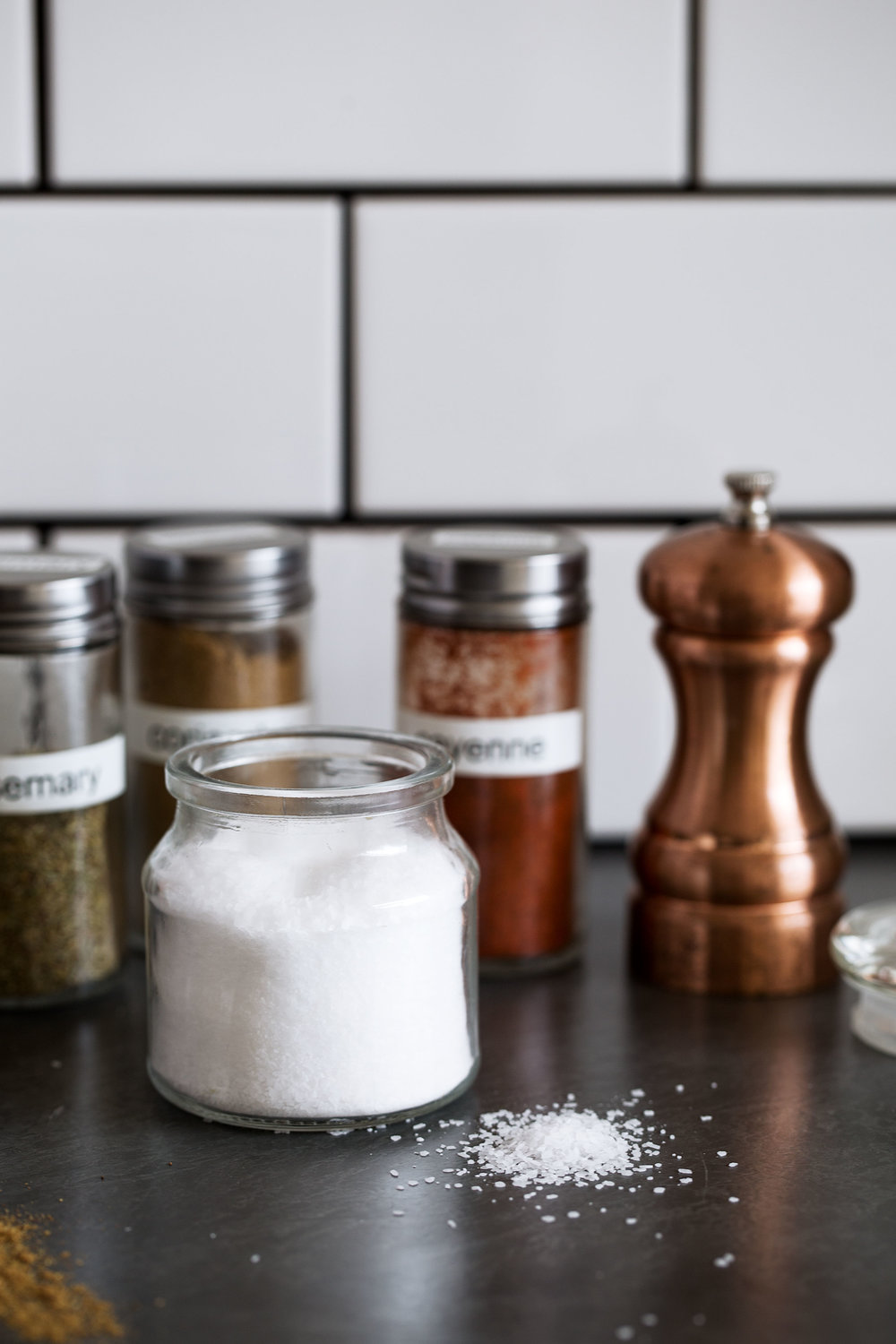 guide to a fully stocked kitchen cooking with cocktail rings kosher salt