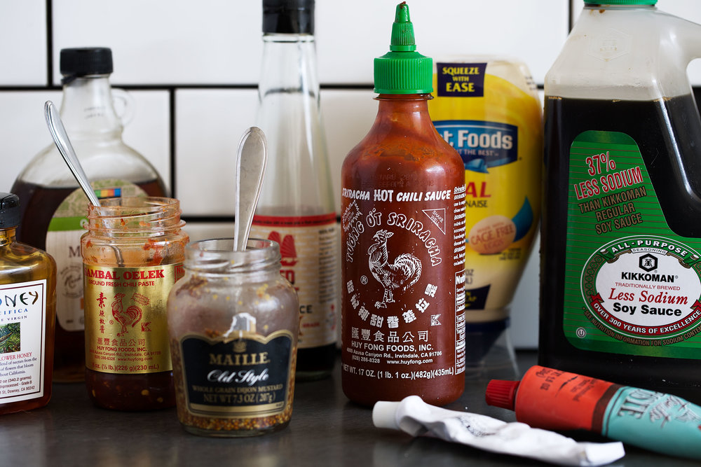 guide to a fully stocked kitchen cooking with cocktail rings condiments