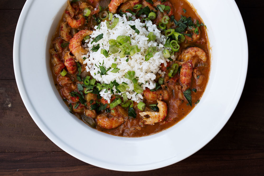 crawfish etouffee recipe from cooking with cocktail rings