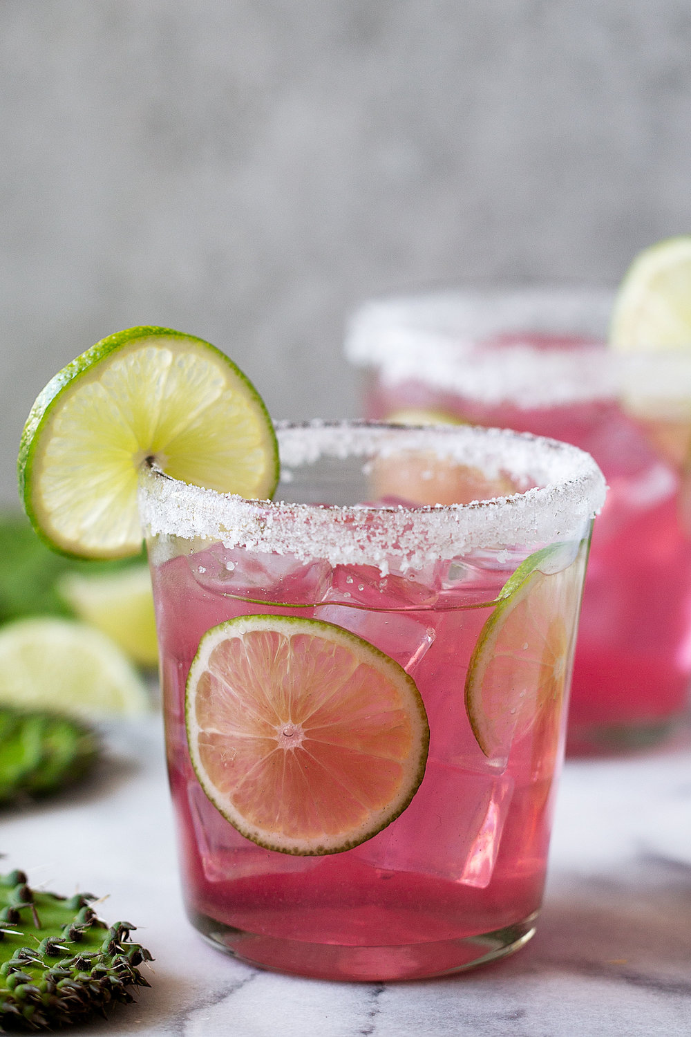 prickly pear margarita tequila cooking with cocktail rings