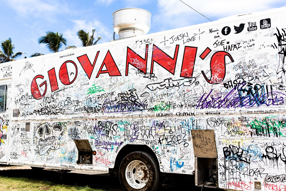 giovanni's shrimp truck cooking with cocktail rings
