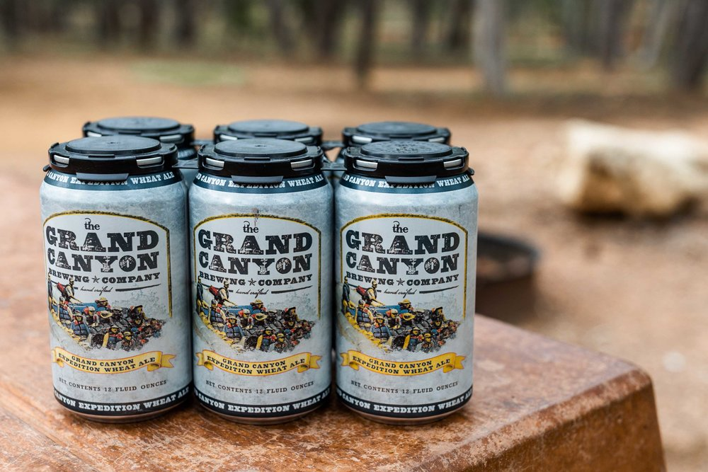 grand canyon lager beer cooking with cocktail rings