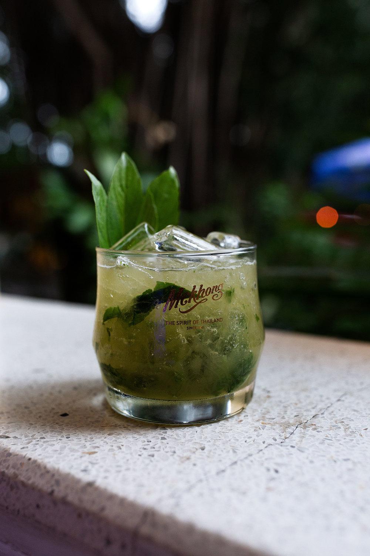 blue elephant phuket cocktails