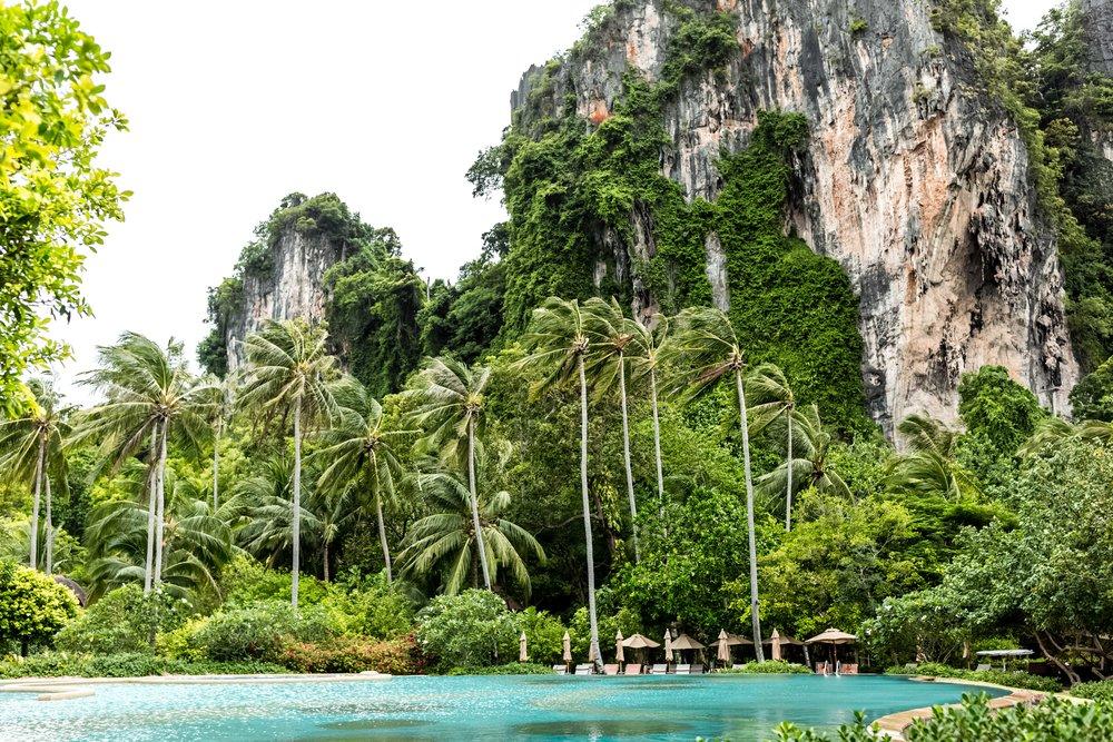 pool rayadavee thailand