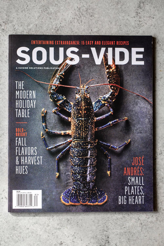 sous-vide magazine