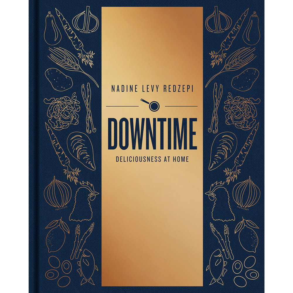 Downtime: Deliciousness at Home by Nadine Redzepi Cookbook    This cookbook with plenty of Scandinavian inspired recipes is written by Nadine Redzepi, wife of famed chef of Noma, Renee Redzepi. It is filled with family-friendly and interesting recipes.