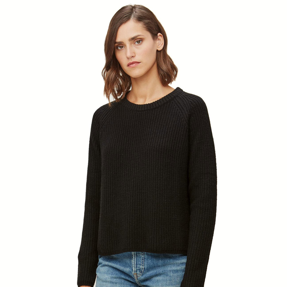Jenni Kayne Cashmere Sweater    Invest in a good soft cashmere sweater and you won't be disappointed. Ask any of my friends and they will tell you my staple outfit is a cashmere sweater paired with jeans.