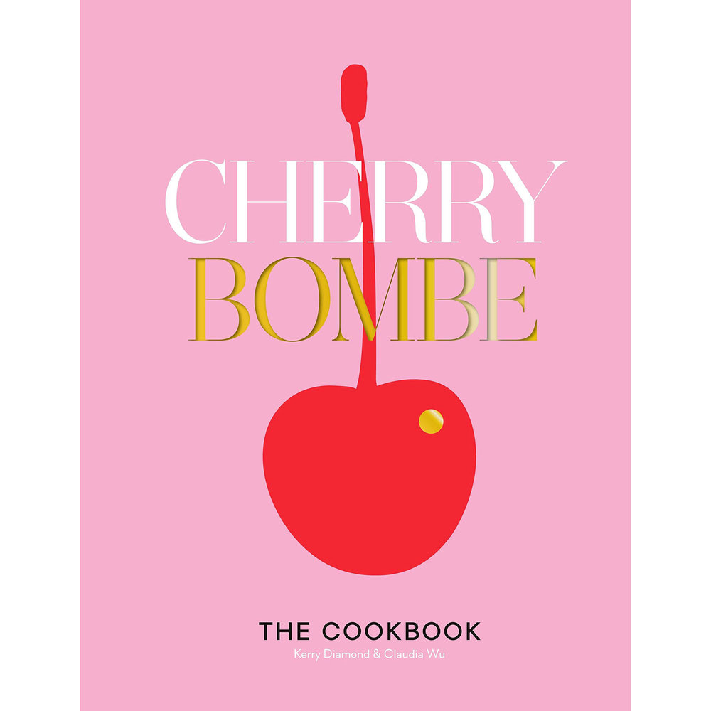 Cherry Bombe: The Cookbook    This cookbook highlighting recipes by women can double as a colorful coffee table book.