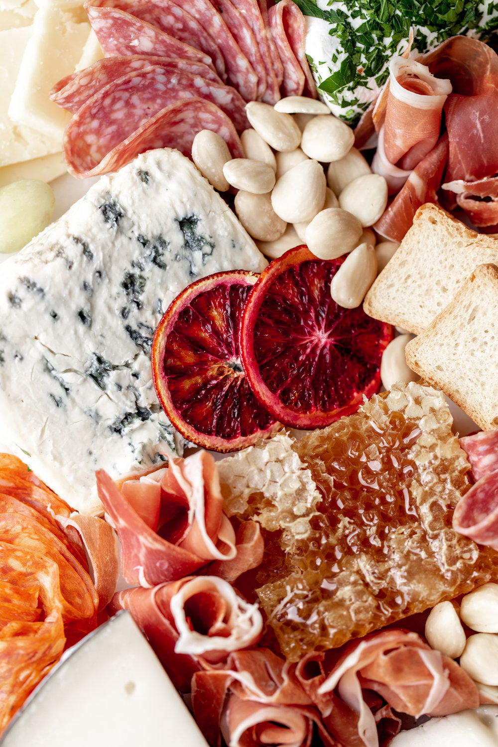 How to put together a cheese and charcuterie board saint agur blue cheese