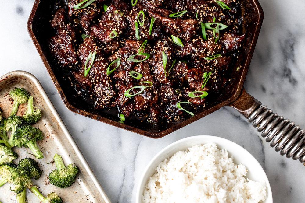 mongolian beef ingredients
