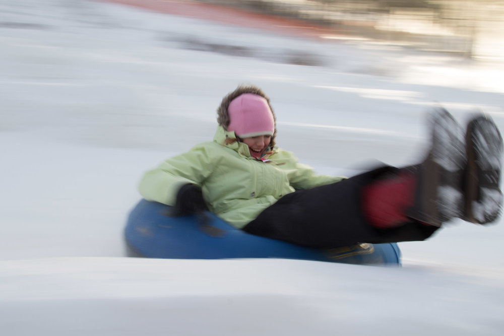 TUBE PARK HOURS - We are currently closed! Check back for Opening Day info when the temps get (and stay) cold.
