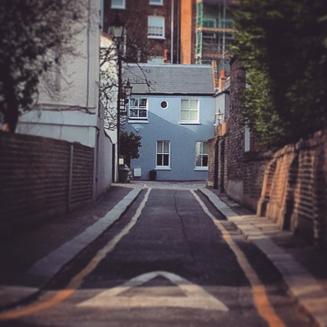 #FacesInPlaces The Alley