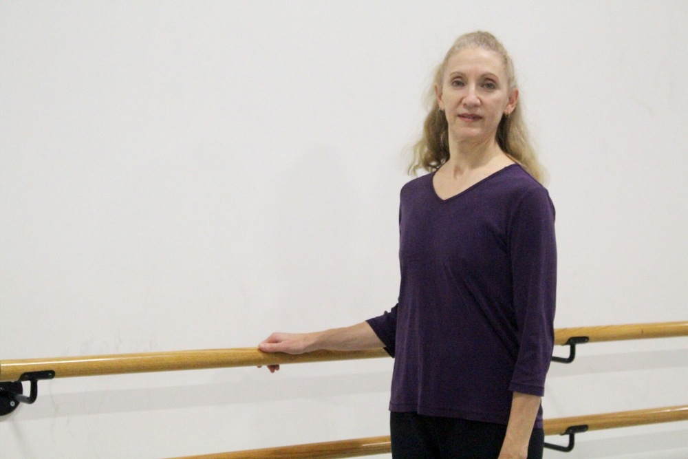 Gretchen Gunther— Ballet .   click to read more