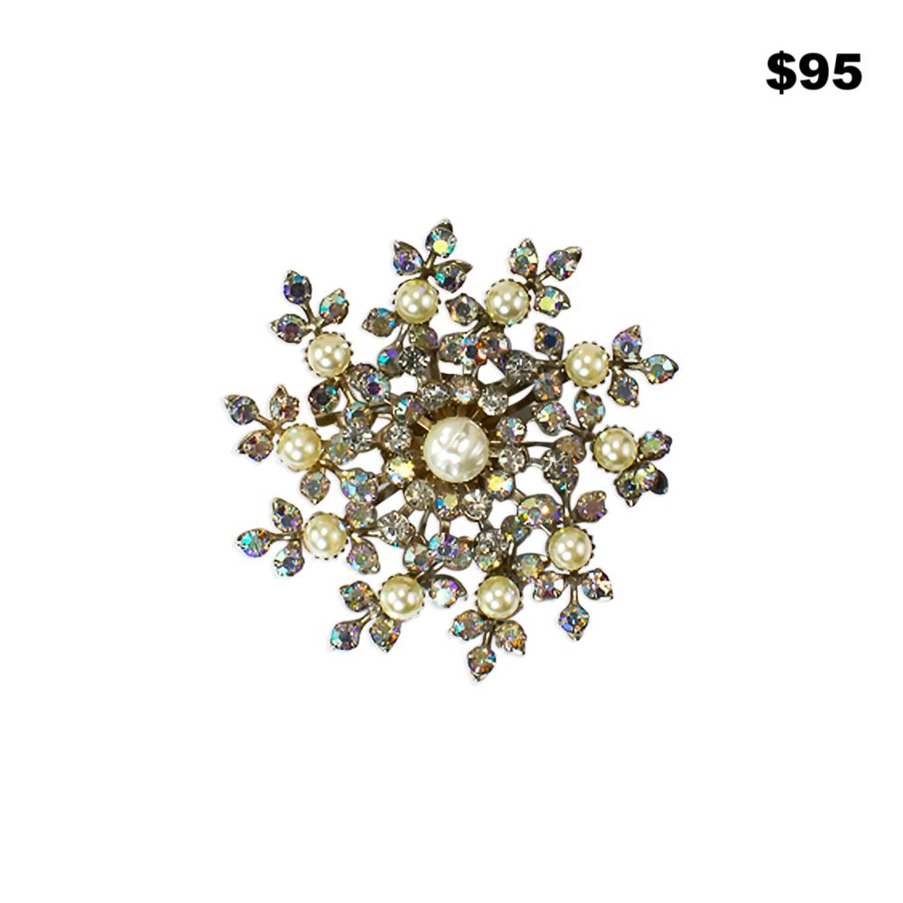 Aurora Borealis Pin - $95