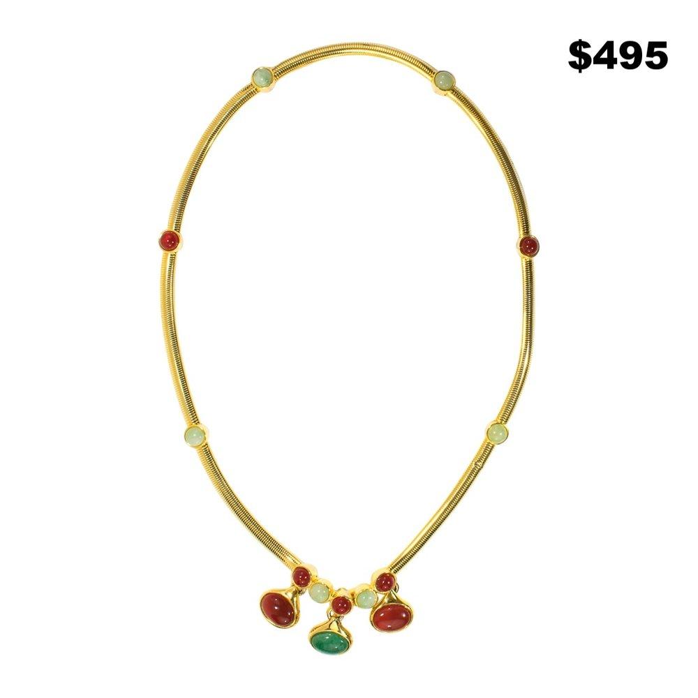 Judith Lieber Belt - $495