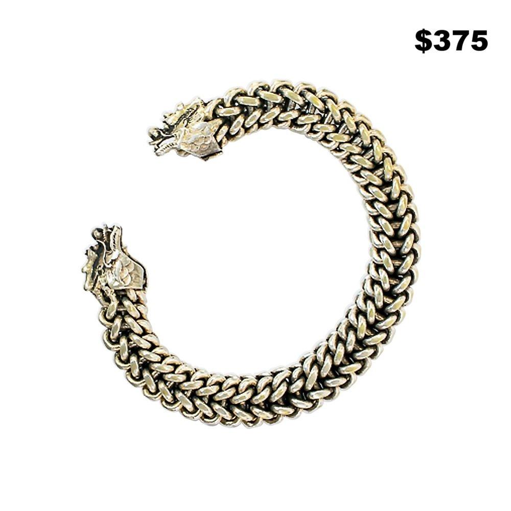 Dragon Cuff - $375