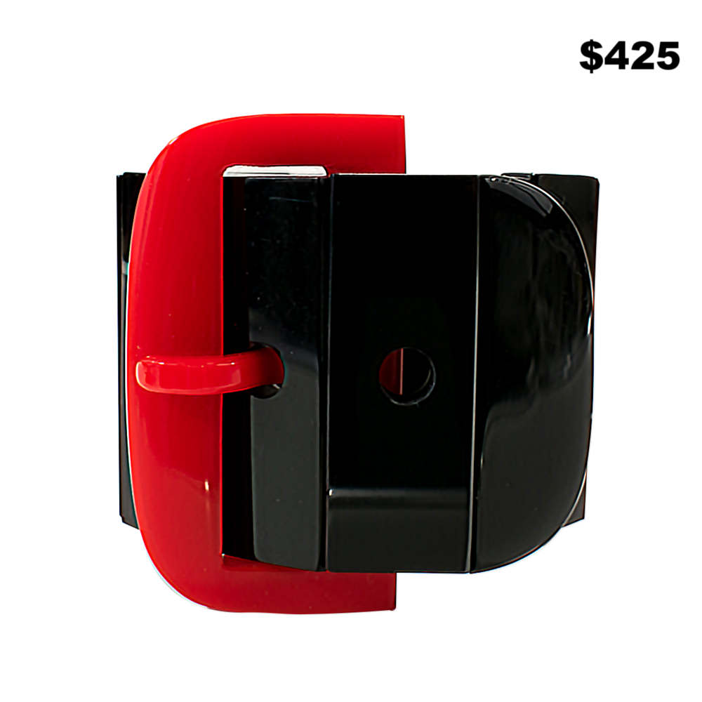 Bakelite Bracelet With Buckle  - $425