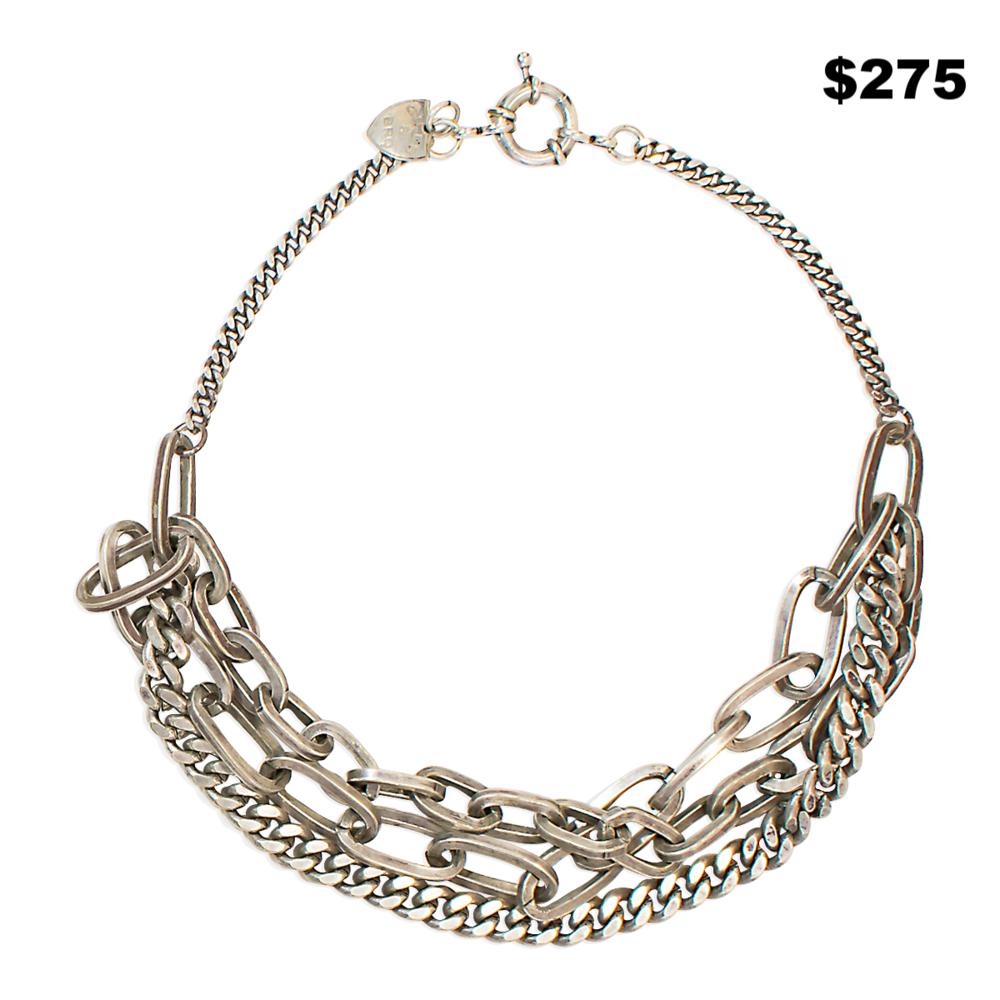 Giles & Brq Necklace - $275