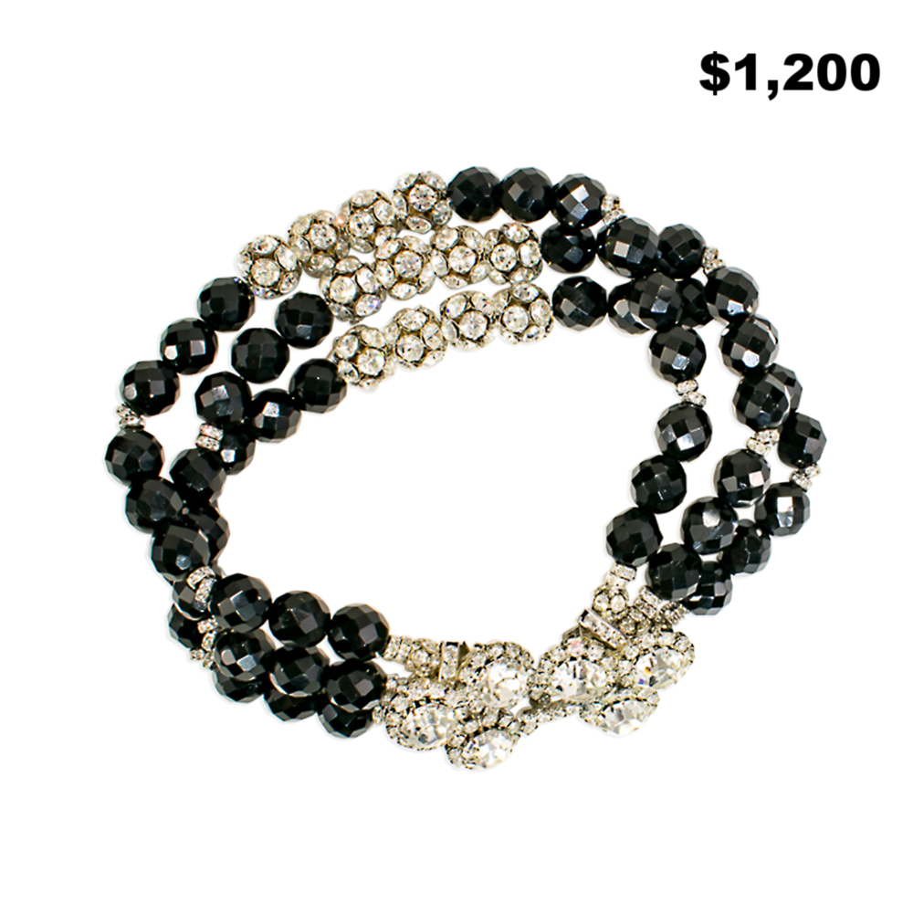 French Crystal Necklace - $1,200