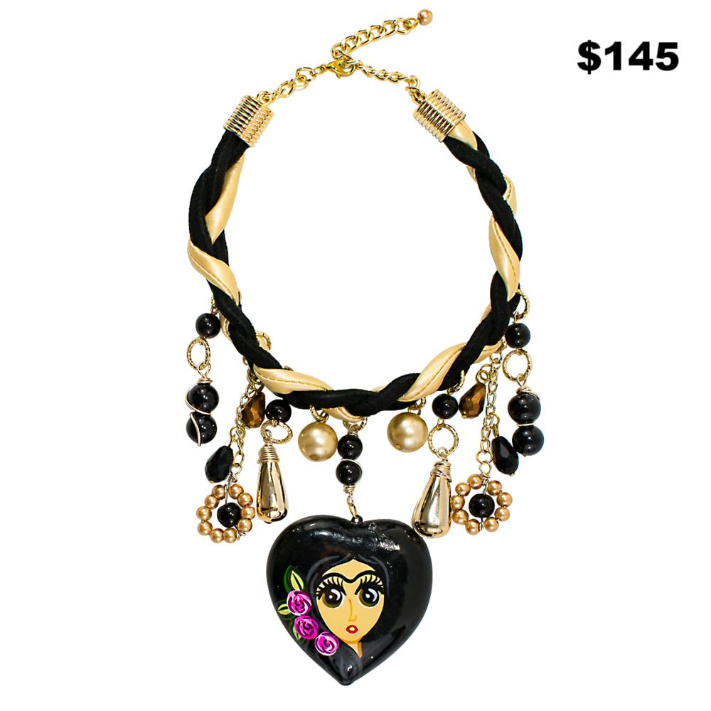 Frieda Necklace - $145