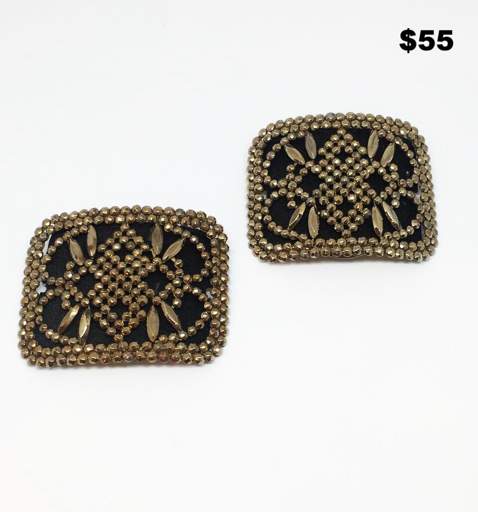 Shoe Buckle Clips - $55