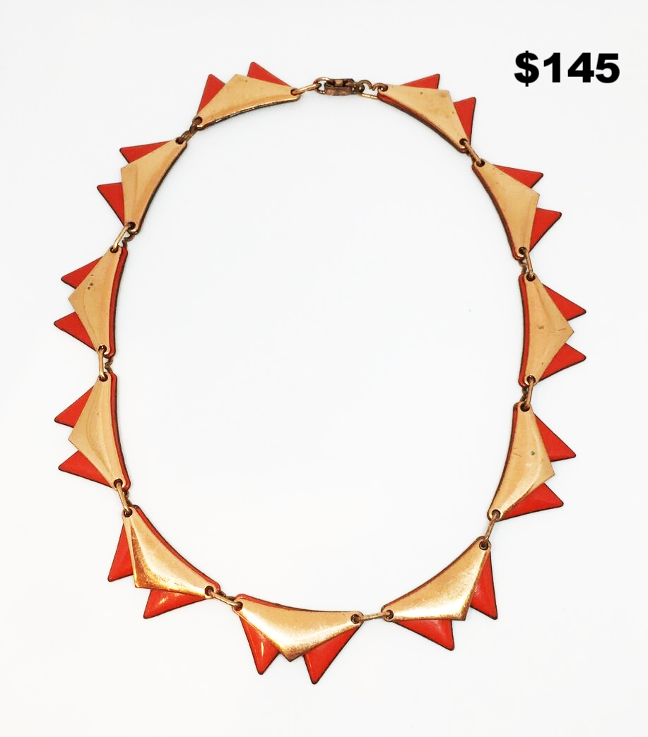 Copper Necklace - $145