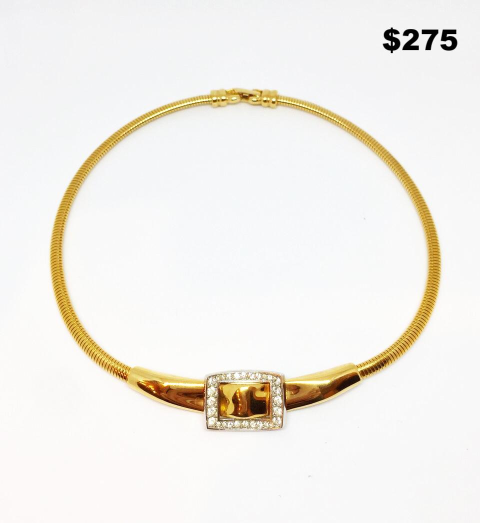 Givenchy Choker - $275