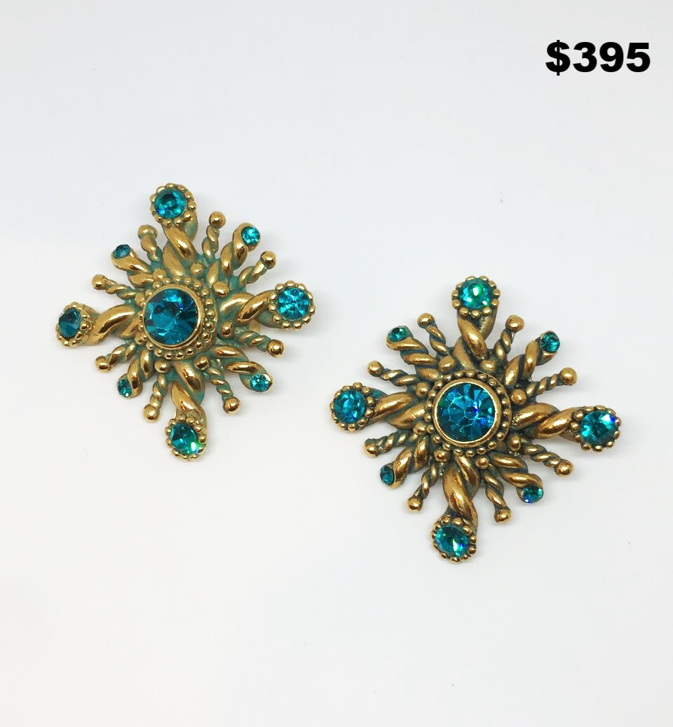 Claire Deve of Paris Earrings