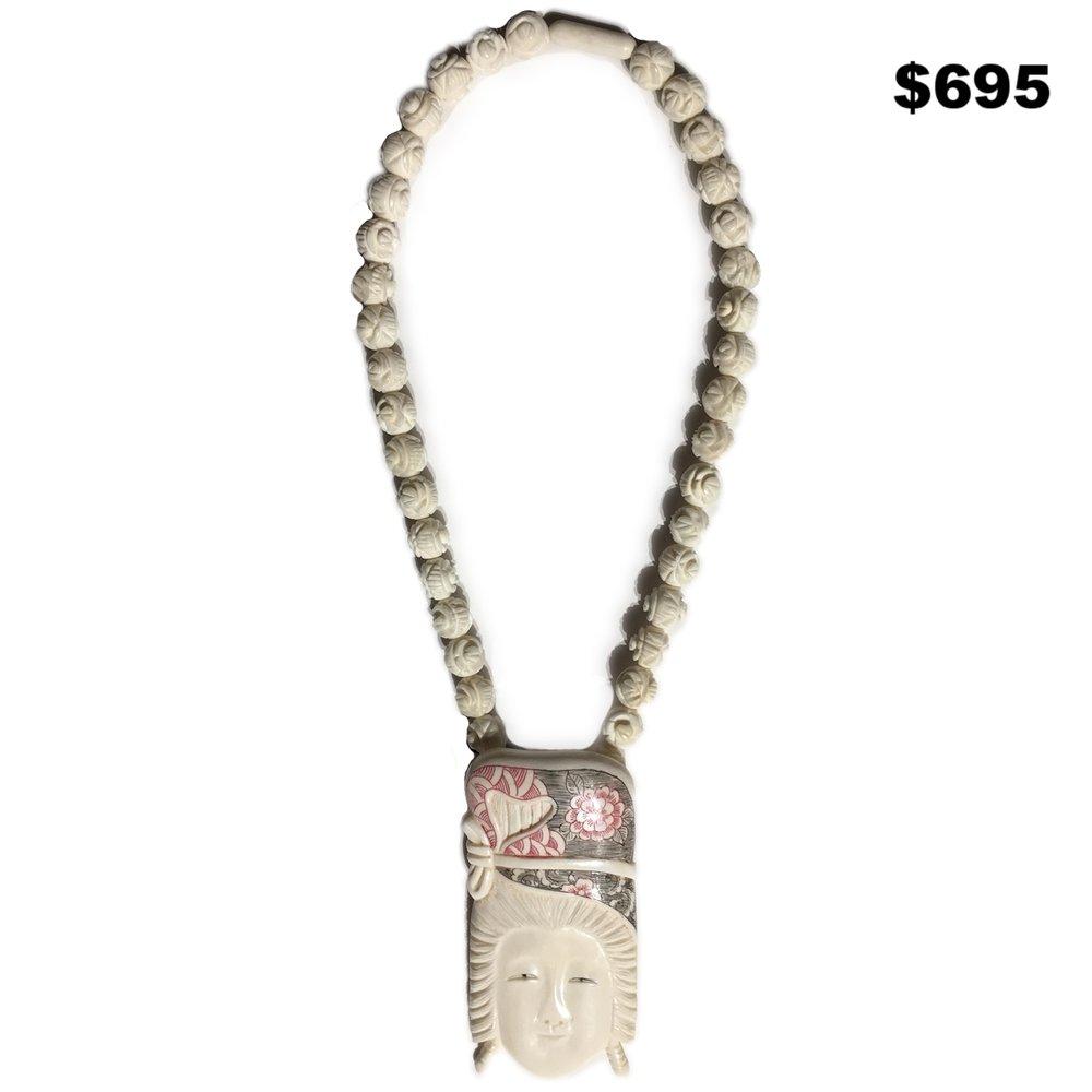 Wood Sterling & Diamonds - $695