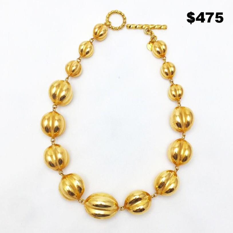 Domenique Aurentis Necklace - $475