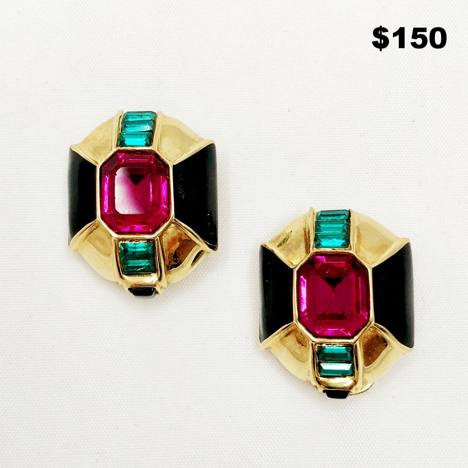 Jeweltone Earrings