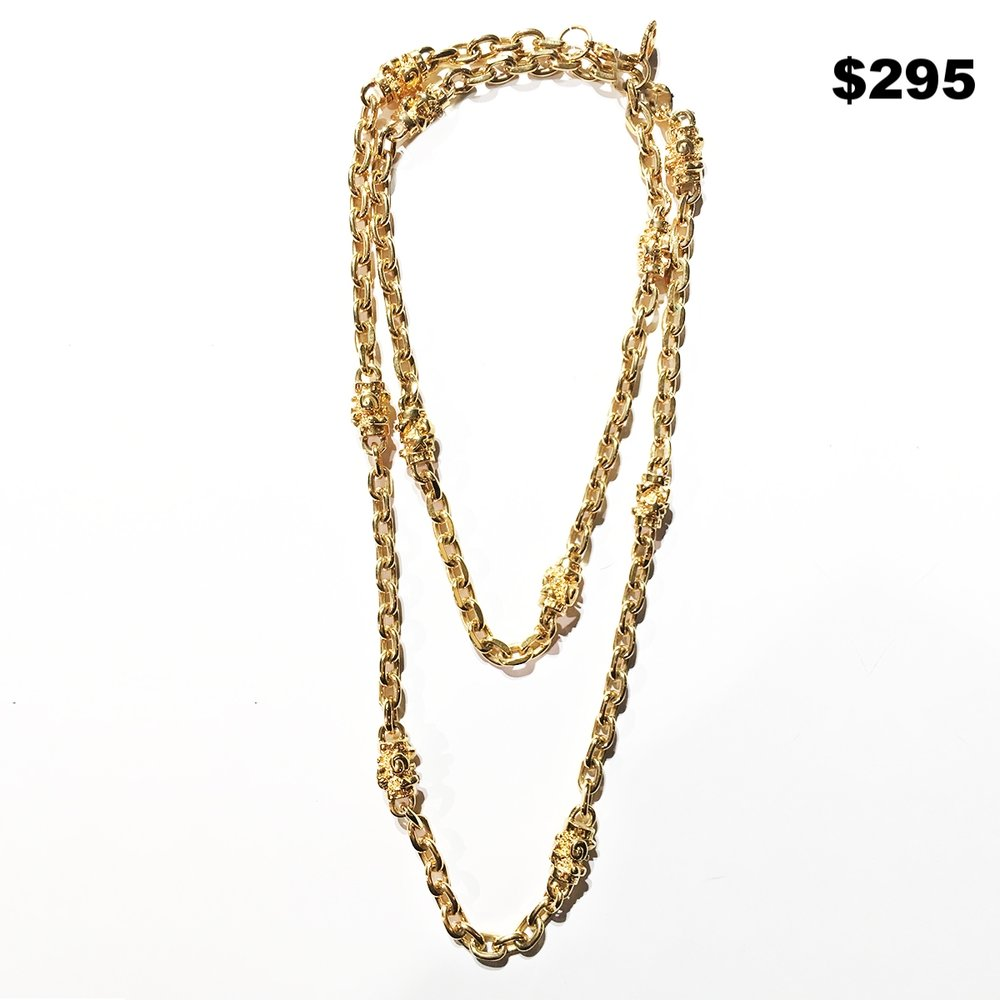 St John Chain Necklace