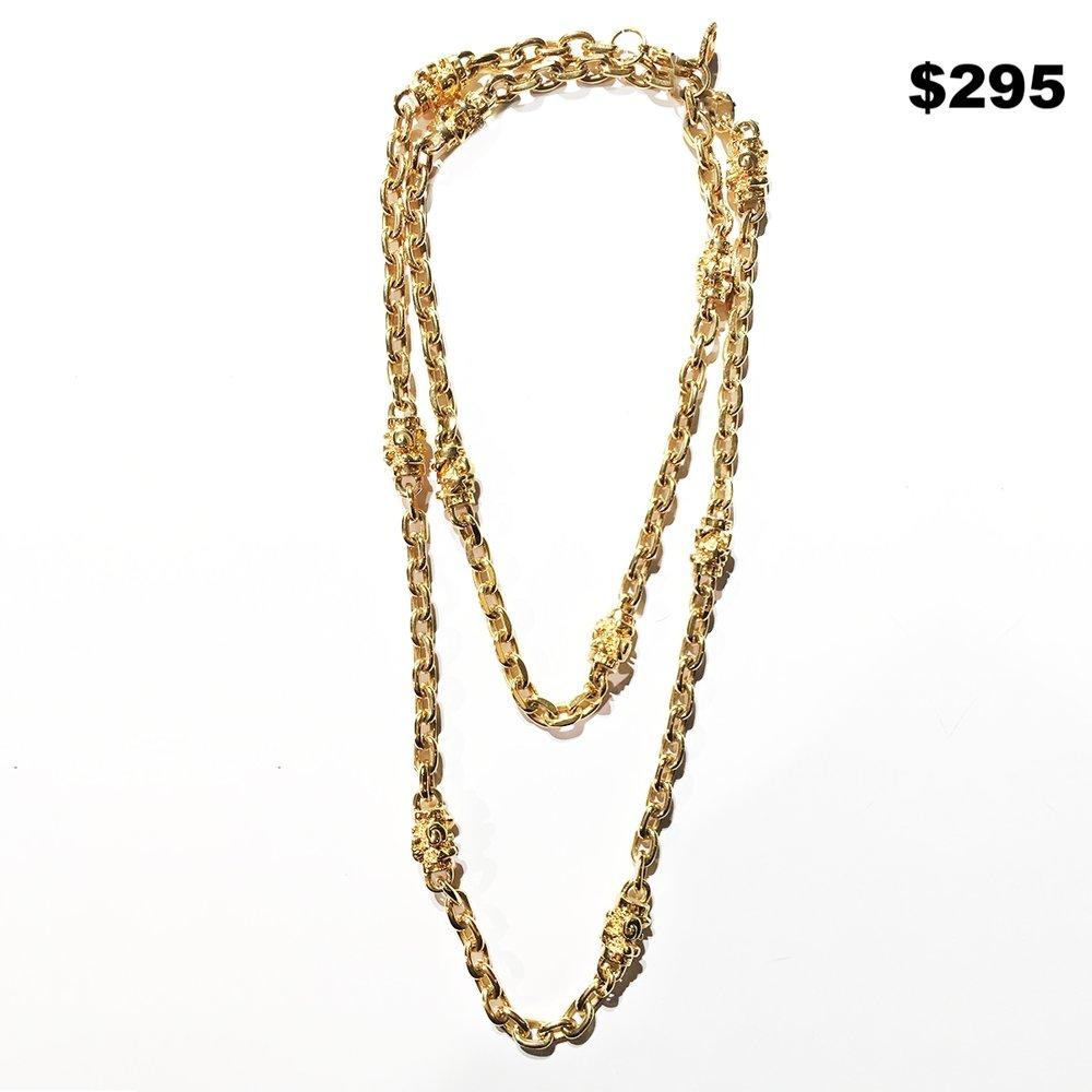 St John Chain Necklace - $295