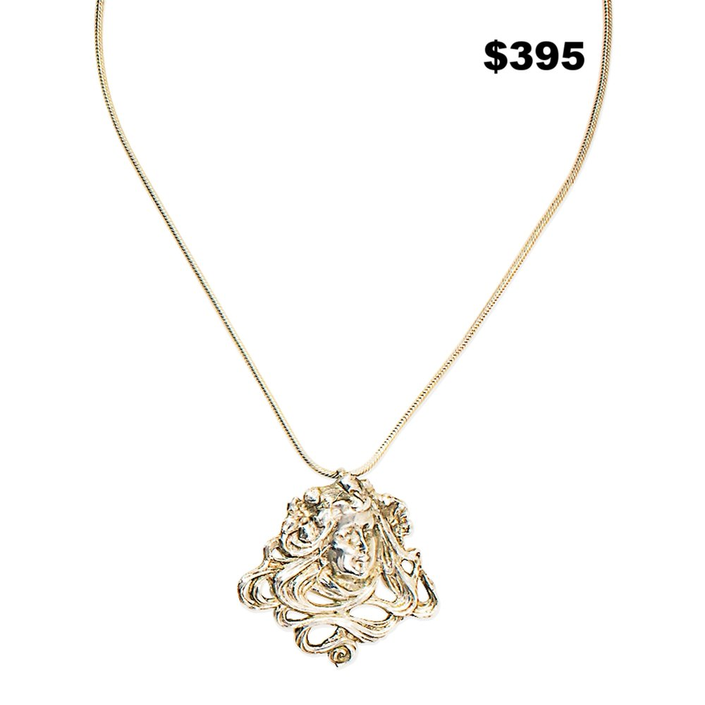 1910's Sterling Necklace - $395