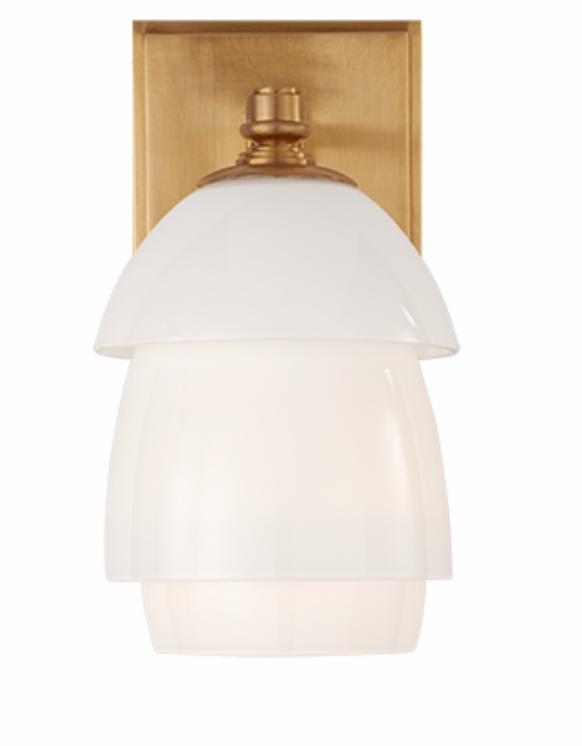 new lighting by Thomas O'brien | available through kbd