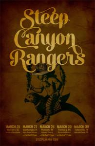 steep canyon rangers della mae