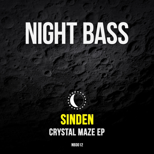 Sinden is an originator. He is one of the foundations of where Night Bass comes from and I couldn't be happier to have him as a friend and as an artist on the label. The Crystal Maze EP feels like an epic return of a giant, retaining the sound of his original roots while progressing leaps and bounds into new territory. The overall sound is spacious and atmospheric with heavy weighted bass lines riding on top of his signature jackin' drums. Contributions from Bobby Brackins, TT The Artist and Petey Clicks add another layer of personality and depth to this  already unmissable EP.